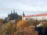 Kutná Hora – Historical Town Centre with the Church of St Barbara