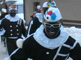 Lent – Shrovetide door-to-door processions and masks in the villages of the Hlinecko area