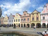 Telč – Historic Centre